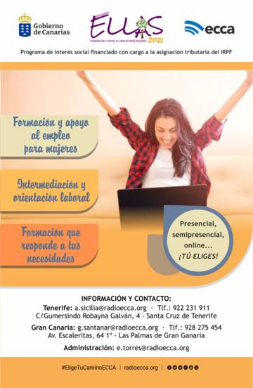 Cursos De Formacion Gran Canaria Joven Consejeria De Educacion Y Juventud Del Cabildo De Gran Canaria